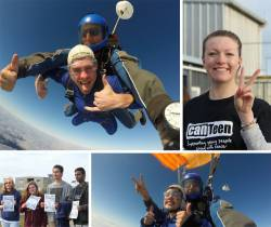 Skydive Auckland hosts Jump Start 2015