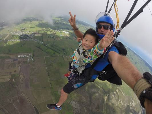 The Ultimate Adrenalin Experience For All Your Family & Friends