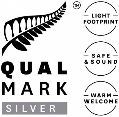 Skydive Auckland Awarded Qualmark Silver
