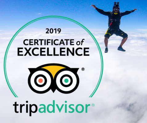 Best Skydive - Recommended On TripAdvisor