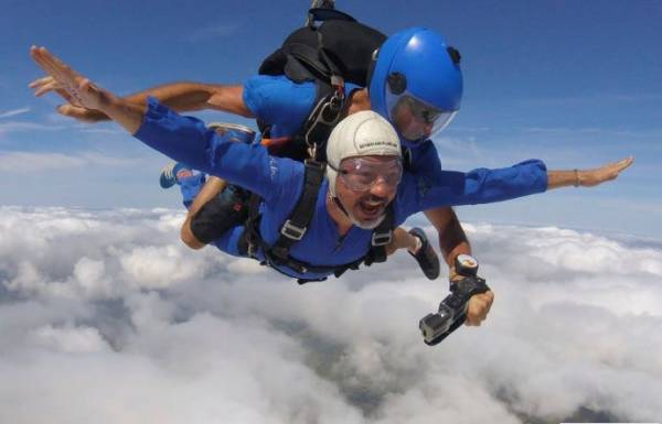 Best Skydive - Tripadvisor Review For Skydive Auckland