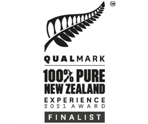 Skydive Auckland Finalist Qualmark 100% Pure New Zealand Experience 2021 Award