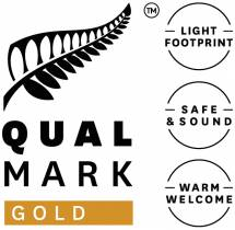 Skydive Auckland Awarded Gold Qualmark
