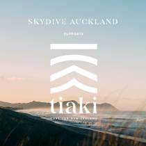 Skydive Auckland Supports The Tiaki Promise