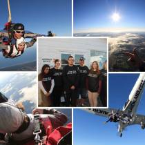 Skydive Auckland hosts Jump Start 2014